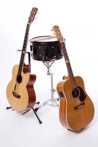 PC3 Paul Colman Trio three instruments