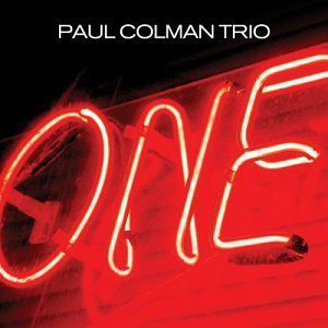 One Album Cover PC3 Paul Colman Trio